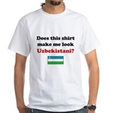 Make Me Look Uzbekistani Shirt