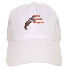 flying squirel whisperer Baseball Cap