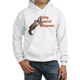 flying squirel whisperer Hoodie