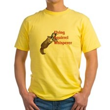 flying squirel whisperer T