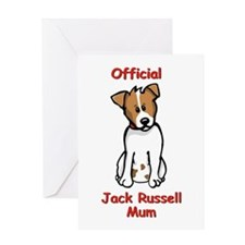 JR Mum Greeting Card