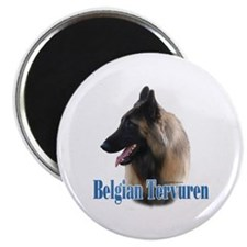 "Tervuren Name 2.25"" Magnet (100 pack)"