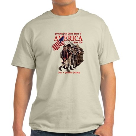 Defending America Light T-Shirt