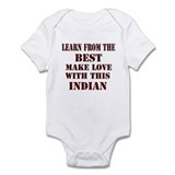 Learn best from Indian Infant Bodysuit