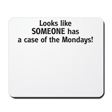 Cute Monday Mousepad