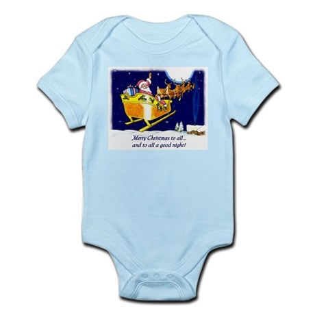 To All a Good Night Infant Bodysuit