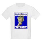 Treason Is Not Patriotic Kids Light T-Shirt