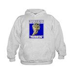 Treason Is Not Patriotic Kids Hoodie
