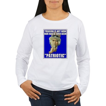 Treason Is Not Patriotic Women's Long Sleeve T-Shi