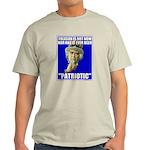 Treason Is Not Patriotic Light T-Shirt