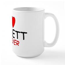 I Love Barrett Forever - Mug