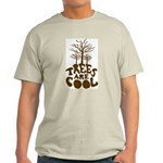Trees Are Cool Light T-Shirt