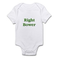 Right Bower Euchre Infant Bodysuit