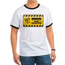 Warning Welder T