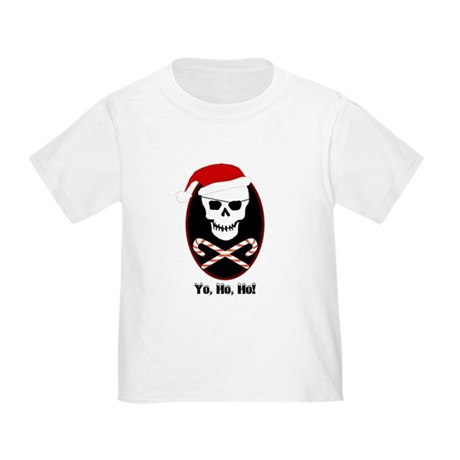 Yo Ho Ho Toddler T-Shirt