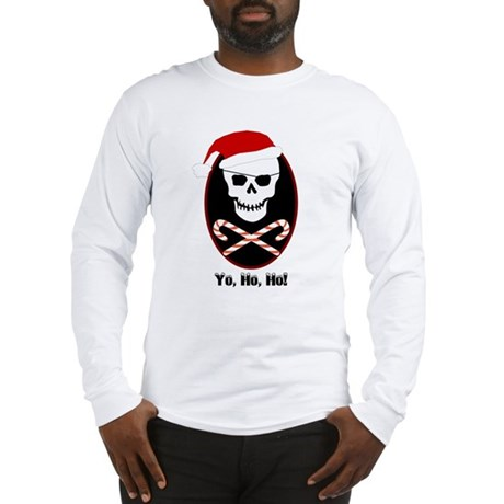 Yo Ho Ho Long Sleeve T-Shirt