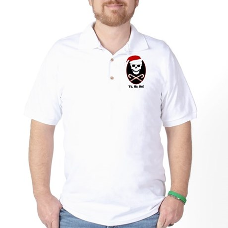 Yo Ho Ho Golf Shirt