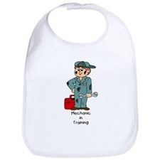 Mechanic In Training Bib