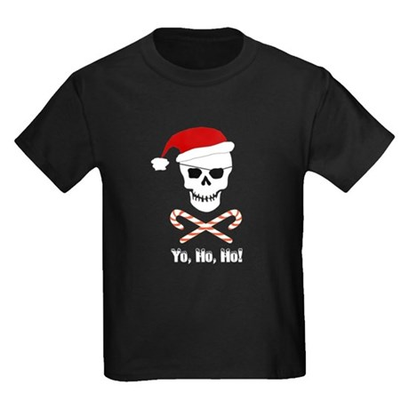 Yo Ho Ho Kids Dark T-Shirt