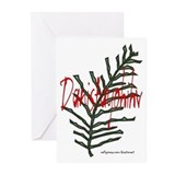 Holiday cherokee Greeting Cards (20 Pack)