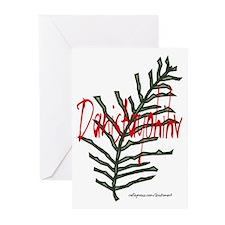 CHEROKEE MERRY CHRISTMAS Greeting Cards (Pk of 20)
