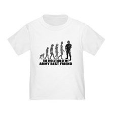 Evolution - My Army Best Friend T