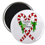 Together for Always Christmas Magnet