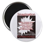Imagination on Magnet
