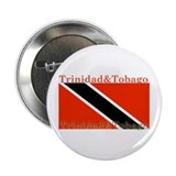 "Trinidad & Tobago Flag 2.25"" Button (10 pack)"