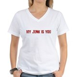 My Junk is You Shirt