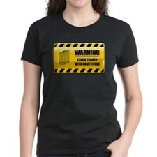 Warning Stock Trader Tee