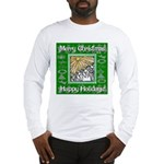 Caroling Angles Long Sleeve T-Shirt