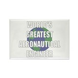 World's Greatest Aeronautical Rectangle Magnet (10
