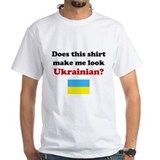 Make Me Look Ukrainian Shirt