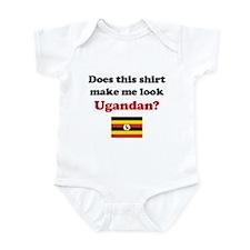 Make Me Look Ugandan Infant Bodysuit