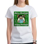 Fairy Christmas Angel Women's T-Shirt