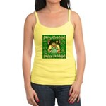 Fairy Christmas Angel Jr. Spaghetti Tank