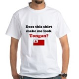 Make Me Look Tongan Shirt