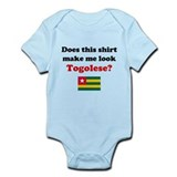 Make Me Look Togolese Infant Bodysuit