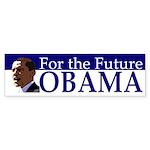 Obama For the Future bumper sticker