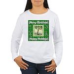 Partridge in a Pear Tree Women's Long Sleeve T-Shi
