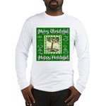 Partridge in a Pear Tree Long Sleeve T-Shirt
