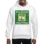 Partridge in a Pear Tree Hooded Sweatshirt