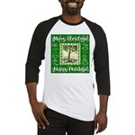 Partridge in a Pear Tree Baseball Jersey