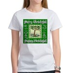Partridge in a Pear Tree Women's T-Shirt