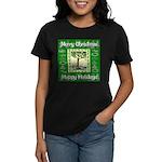 Partridge in a Pear Tree Women's Dark T-Shirt