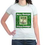 Partridge in a Pear Tree Jr. Ringer T-Shirt