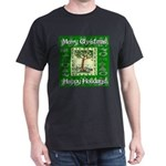 Partridge in a Pear Tree Dark T-Shirt