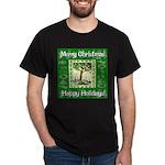 Partridge in a Pear Tree Dark T-Shirt