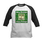 Partridge in a Pear Tree Kids Baseball Jersey
